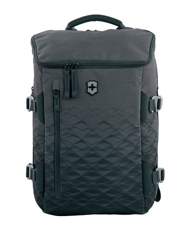 Victorinox Vx Touring 15 Laptop Backpack-GREY-15