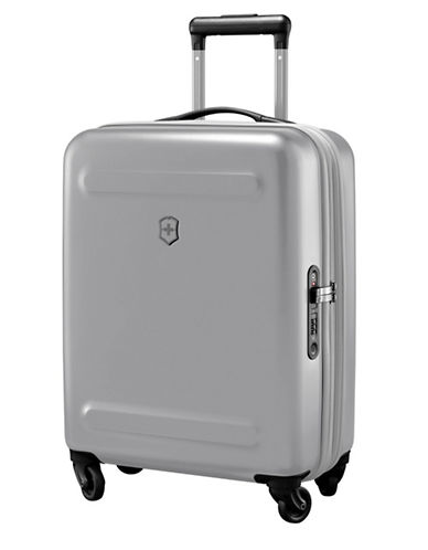 Victorinox Etherius Global Carry -On Suitcase-SILVER-21