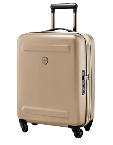 Victorinox Etherius Global Carry -On Suitcase-GOLD-21
