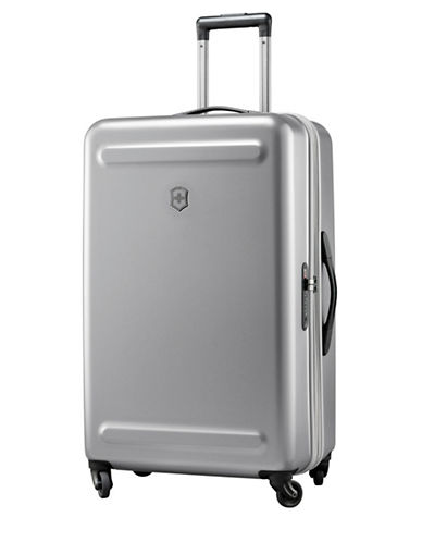 Victorinox 29-Inch Etherius Large Suitcase-SILVER-29