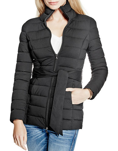 Guess Elysia Puffer Jacket-BLACK-Small 88848845_BLACK_Small