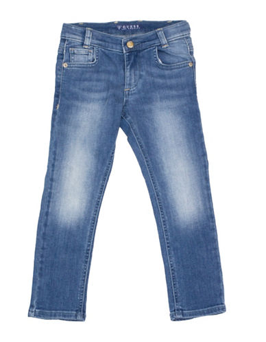 Guess Slim Fit Jeans-BLUE-2