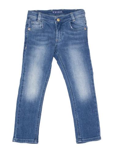 Guess Slim Fit Jeans-BLUE-4