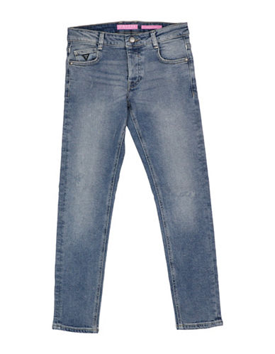 Guess Skinny Denim Jeans-BLUE-10