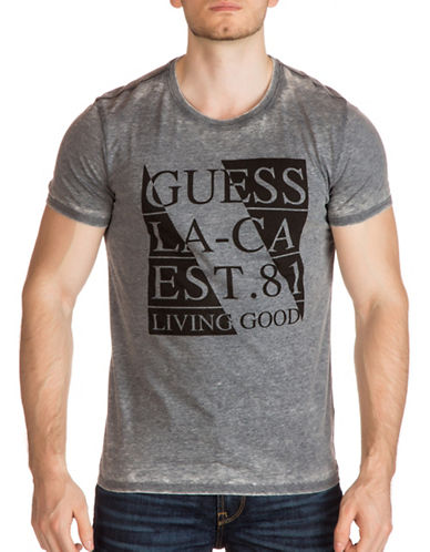 Guess Changing Graphic-Print T-Shirt-BLUE-Medium 89279353_BLUE_Medium