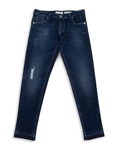 Guess Girls Super Skinny Jeans-BLUE-12