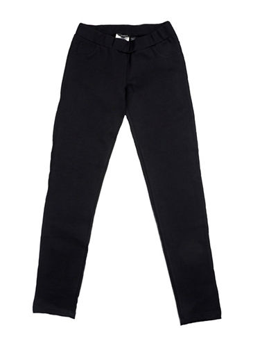 Guess Girls Jeggings-BLACK-7