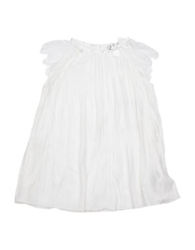Guess Baby Doll Top-WHITE-12