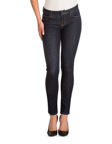 Guess Curve X Skinny Jeans-BLUE-24