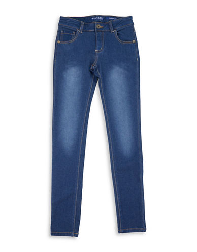 Guess Skinny Jeans-BLUE-7