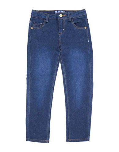 Guess Stretch Denim Jeans-BLUE-6