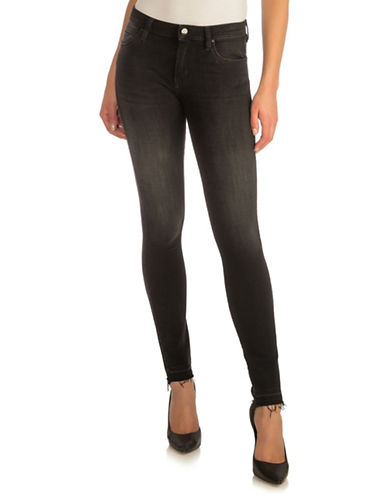 Guess Curve Dark Jeans-BLACK-26
