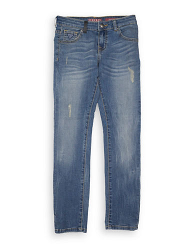 Guess Stretch Washed Jeans-TIARA-10