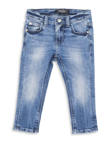 Guess Skinny Fit Jeans-BLUE-7