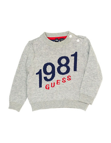 Guess Logo Sweater 90147381