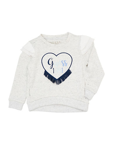 Guess Embroidered Fleece Sweater 90140434