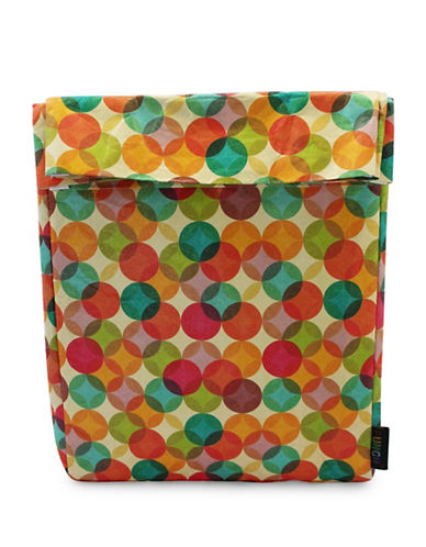 Funch Dot Large Lunch Bag-MULTI-One Size