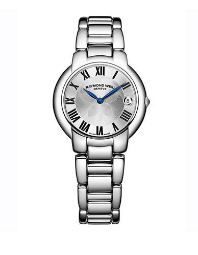 Raymond Weil Womens Jasmine Quartz 5235ST01659 Watch-SILVER-One Size