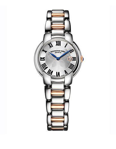 Raymond Weil Womens Jasmine Quartz 5229S501659 Watch-TWO TONE-One Size