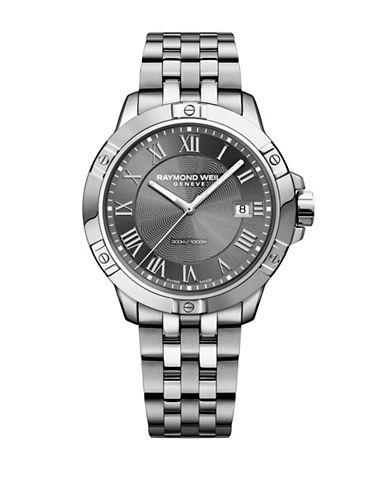 Raymond Weil Tango Stainless Steel Bracelet Watch-SILVER-One Size