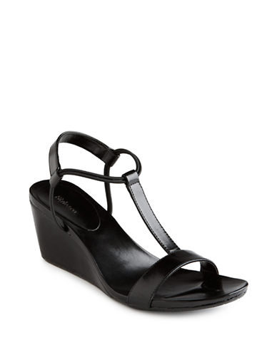 Style And Co. Mulan Sandals-BLACK-6