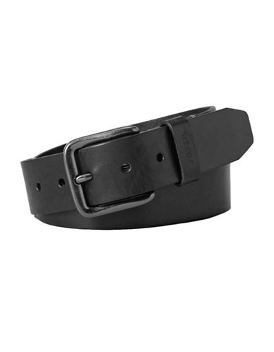 Fossil Brody Belt-BLACK-34