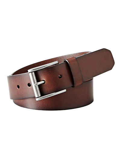Fossil Dacey Belt-BROWN-32