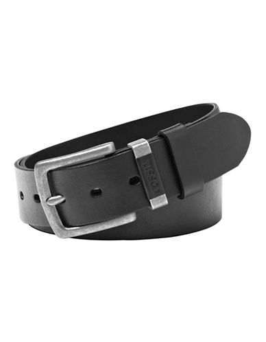 Fossil Jay Jean Belt-BLACK-44