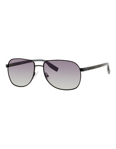 Boss Metal Front Aviator-BLACK-One Size