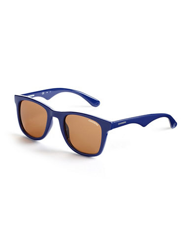 Carrera CA 6000 Wayfarer 50mm Sunglasses-BLUE-One Size