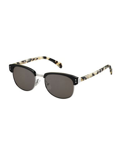 Marc Jacobs Classic Clubmaster Sunglasses-GREY-One Size