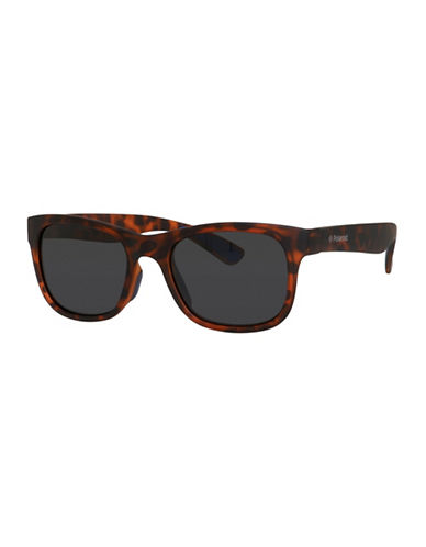 Polaroid 51mm Polarized Classic Wayfarer Sunglasses-HAVANA-One Size