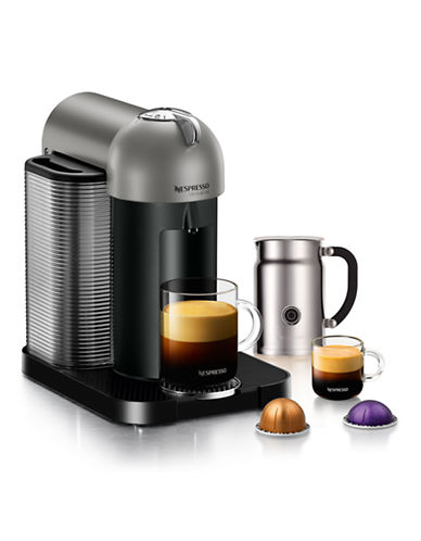 Nespresso Vertuoline Bundle with Aeroccino Milk Frother-TITAN-One Size 87481389_TITAN_One Size