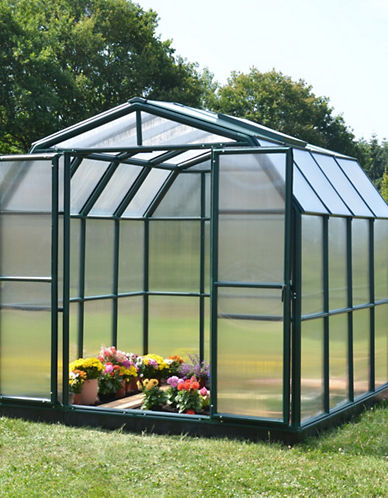 Rion Grand Gardener Greenhouse-GREEN-One Size