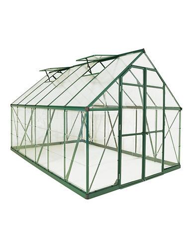 Palram Balance Hybrid Greenhouse-GREEN-One Size