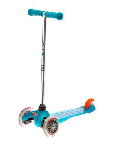 Micro Scooters Mini Micro Kickboard Scooter-AQUA-One Size