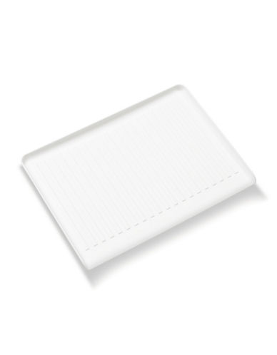 Madesmart Elevated Drying Board-WHITE-One Size