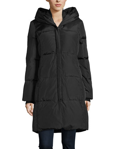 Michael Michael Kors Pillow Hood Puffer Jacket-BLACK-Small 88585964_BLACK_Small