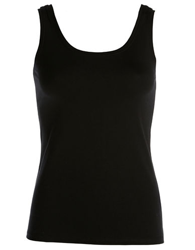 Nic+Zoe The Perfect Tank-BLACK-X-Large 87148012_BLACK_X-Large