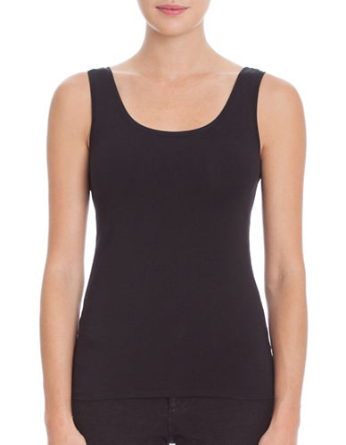 Nic+Zoe PETITE Perfect Tank Top-BLACK-Small 88788036_BLACK_Small