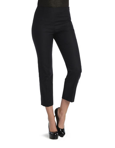 Nic+Zoe The Perfect Pant-BLACK-2
