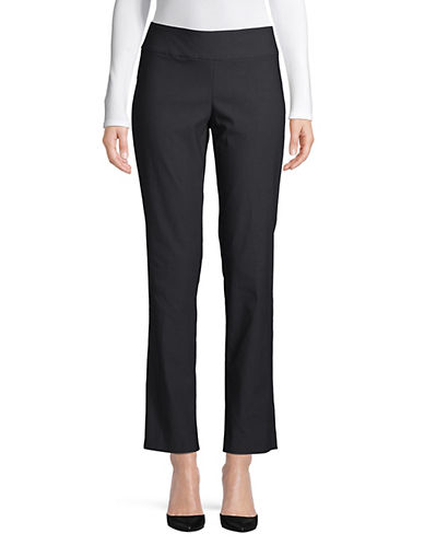 Nic+Zoe Wonders Stretch Pant-MIDNIGHT-4