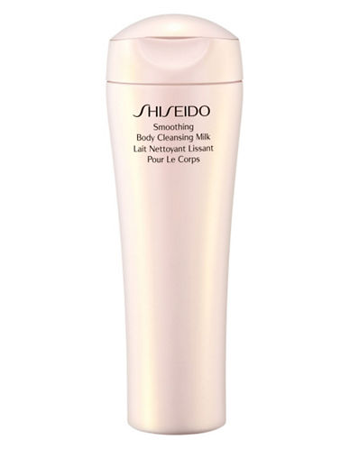 Shiseido Smoothing Body Cleansing Milk-NO COLOUR-One Size