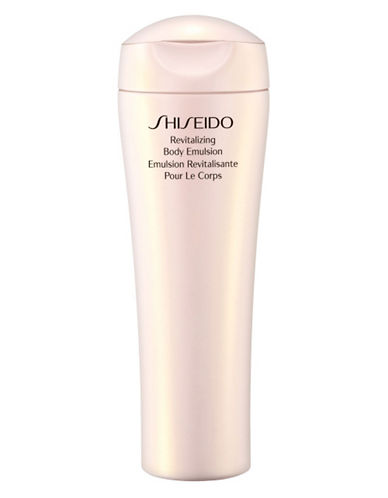 Shiseido Revitalizing Body Emulsion-NO COLOUR-One Size