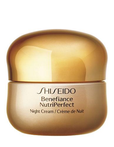 Shiseido Benefiance Nutriperfect Night Cream-NO COLOUR-50 ml