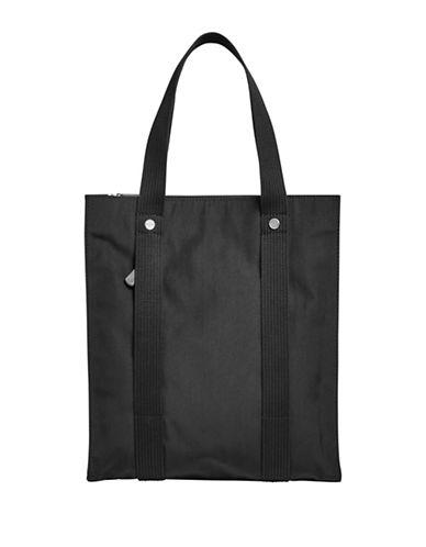 Skagen Thomsen Nylon Travel Tote-BLACK-One Size 89215397_BLACK_One Size