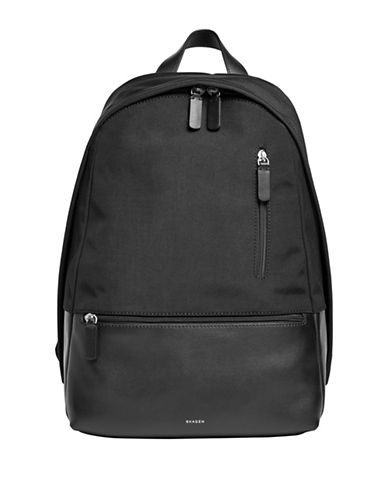 Skagen Kroyer Backpack-BLACK-One Size