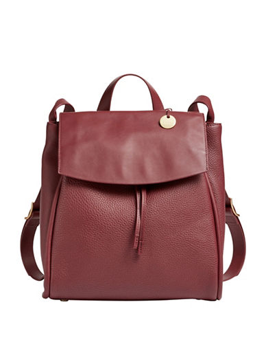 Skagen Ebba Backpack-RED-One Size