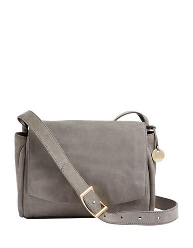 Skagen Sylvi Flap Crossbody Bag-GREY-One Size