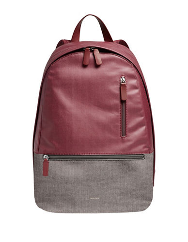 Skagen Kroyer Backpack-BROWN-One Size
